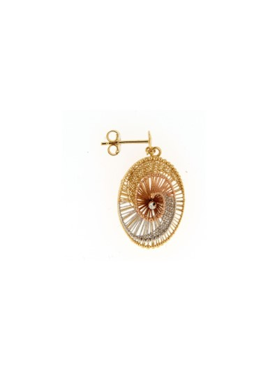 Earrings Wheat fields collection